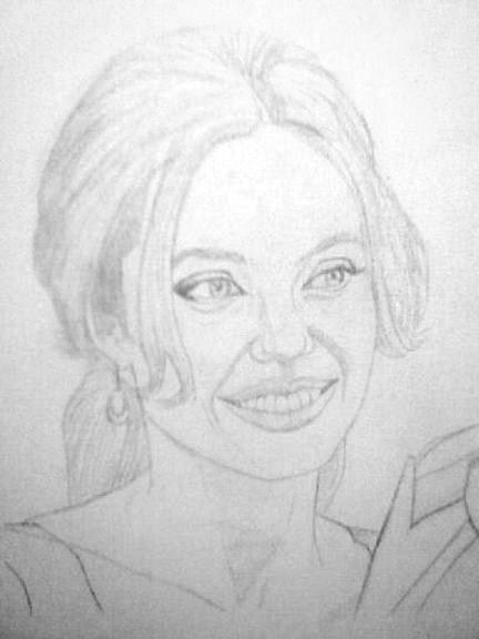 Angelina Jolie por Karlos1203